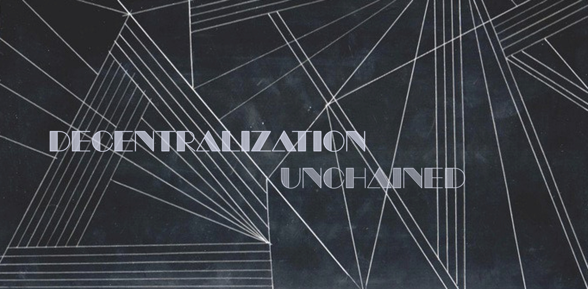Decentralization Unchained logo